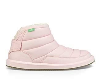Sanuk Unisex Lil Puffer Fashion Boot