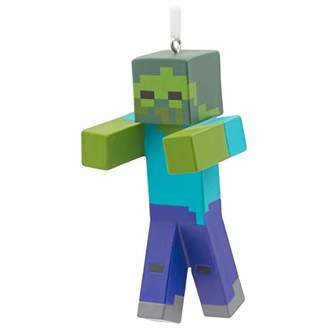 Hallmark Minecraft Zombie Ornament Hobbies & Interests