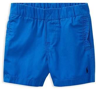 Ralph Lauren Boys' Parachute Twill Shorts - Baby