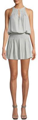 Ramy Brook Hilton Sleeveless V-Neck Mini Dress