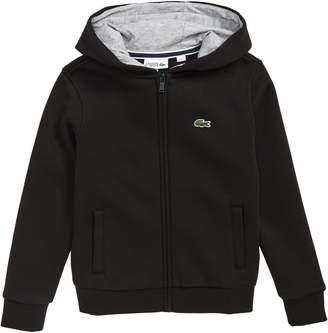 Lacoste Sporty Fleece Full Zip Hoodie