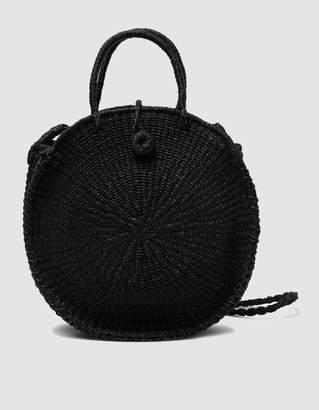 Aba'ca Abacá Ticao Bag in Black