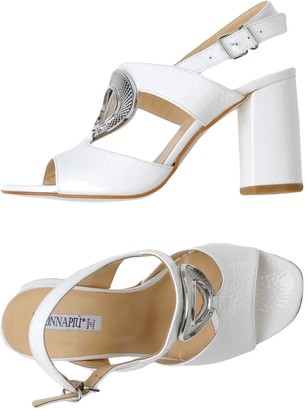 Donna Più Sandals - Item 11331756LI