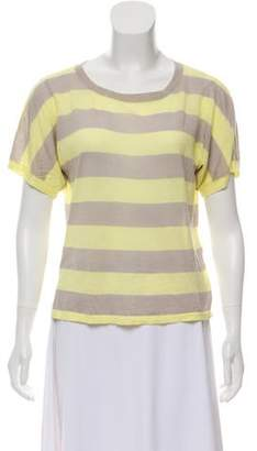 Rag & Bone Stripe Knit Top