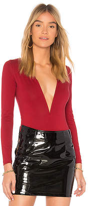by the way. Layla Deep V Bodysuit