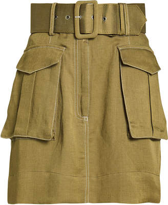 Shona Joy Ellington Cargo Mini Skirt