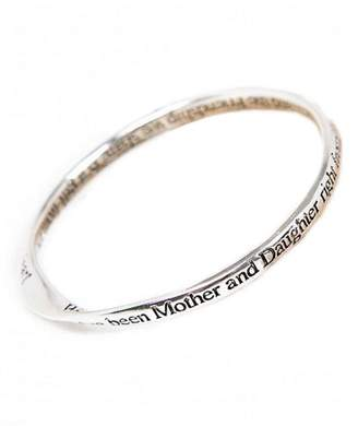 Pink Poodle Boutique Mother Daughter Message Bangle