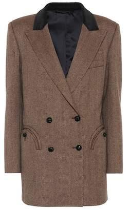 Blazé Milano Lady Anne wool blazer