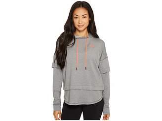 Under Armour Featherweight Fleece 2-in-1 Women's Sweatshirt