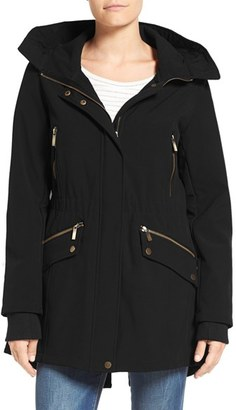 French Connection Hooded Anorak $148 thestylecure.com