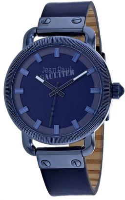 Jean Paul Gaultier Men's Index Watch