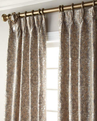 "Thomas Laboratories Misti Modern Luxuries Eden Curtain, 108""L"