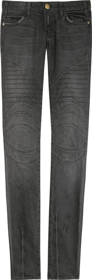 Current/elliott Moto Skinny Jeans