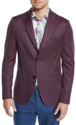 Etro Men's Knit Sport Coat