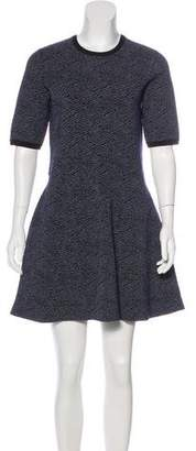A.L.C. Textured Mini Dress
