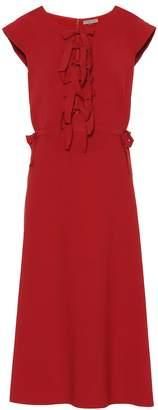 Bottega Veneta Bow midi dress