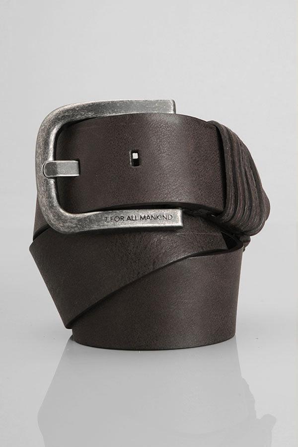 Rustic Round Belt