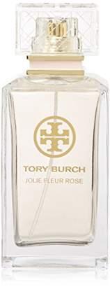 Tory Burch Jolie Fleur Rose By For Women Eau De Parfum Spray 3.4 oz