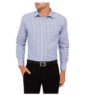 Van Heusen Crisp Bold Gingham Check Euro Fit Shirt