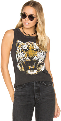 Chaser Tiger Head Muscle Tee $59 thestylecure.com