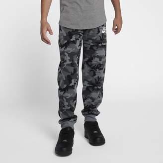 Nike Sportswear Club Fleece Big Kids' (Boys') Printed Joggers