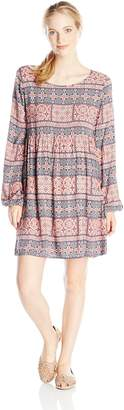 Roxy Junior's Traveler Printed Dress
