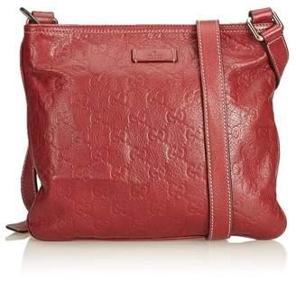Gucci Vintage Guccissima Leather Crossbody
