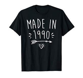 Made In 1990 29 th Birthday Gift T-Shirt