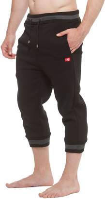 Ecko Unlimited Mens UNLTD Fleece Capri Jogger Pants XL