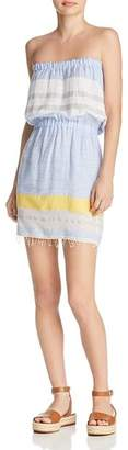 Lemlem Mimi Strapless Beach Dress