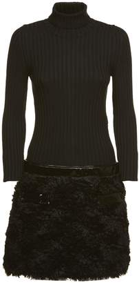 Moschino Knit Dress
