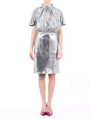 MSGM Pencil Dress Sequins