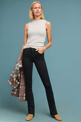 Mother The Runaway Mid-Rise Bootcut Jeans