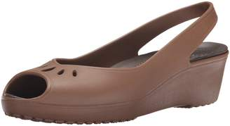 Crocs Women's Mabyn Mini Wedge