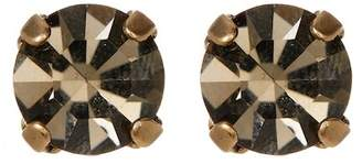 Loren Hope Samantha Crystal Stone Stud Earrings