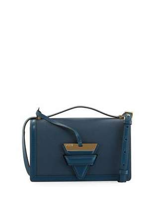 Loewe Barcelona Small Grain Leather Crossbody Bag