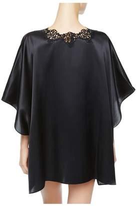 La Perla Petit Macrame Short Night Robe