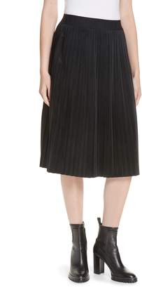 HUGO Rulde Pleat Skirt