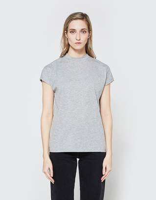 Won Hundred Proof Tee in Heather Grey