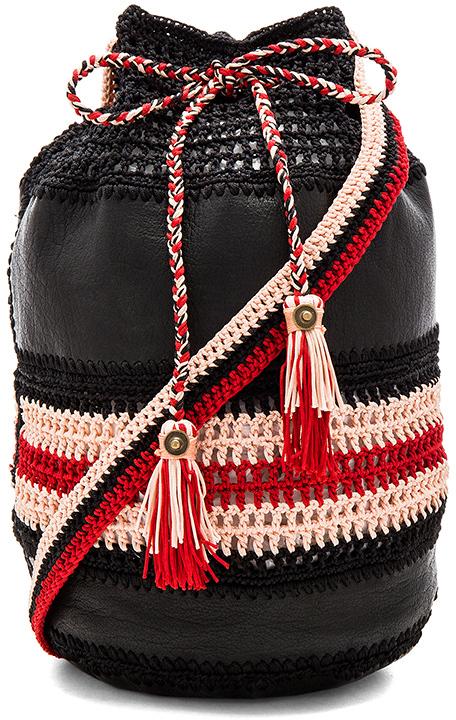 CleobellaCleobella Almadine Bucket Bag