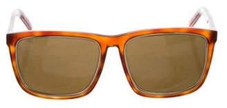 Saint Laurent SL 2 Tortoiseshell Sunglasses
