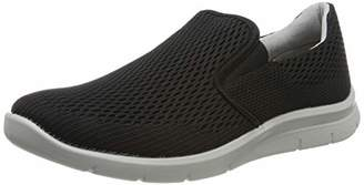 Hotter Men's Comet Trainers, (Black 001), /46 EU