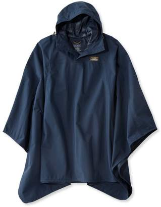 L.L. Bean L.L.Bean Men's Traverse Poncho