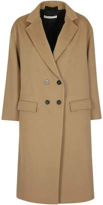 New York Industrie Newyorkindustrie Double Breasted Coat