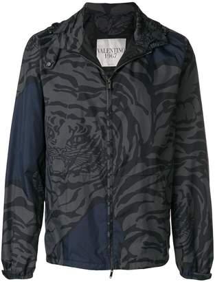 Valentino tiger print jacket