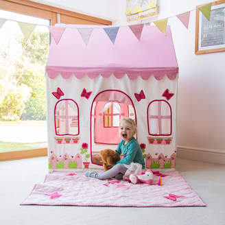 Kiddiewinkles Rose Cottage And Tea Shop Playhouse