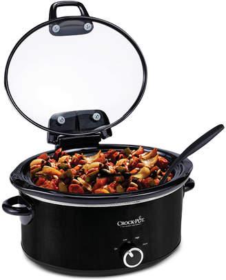 Crock Pot Crock-Pot SCCPVM600H-BI Lift & Serve Slow Cooker