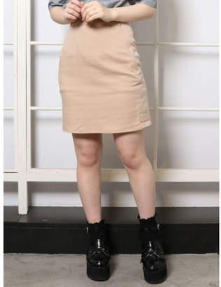 dazzlin (ダズリン) - dazzlin シンプルミニタイトスカート