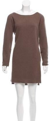Vince Wool Sweater Dress