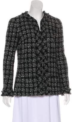 Chanel 2016 Tweed Jacket